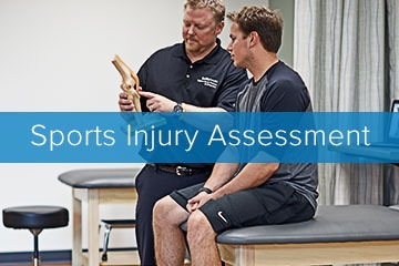 Free Injury Assessment