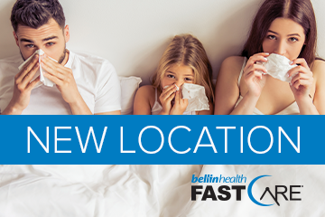 Bellin Health Fastcare Now Open