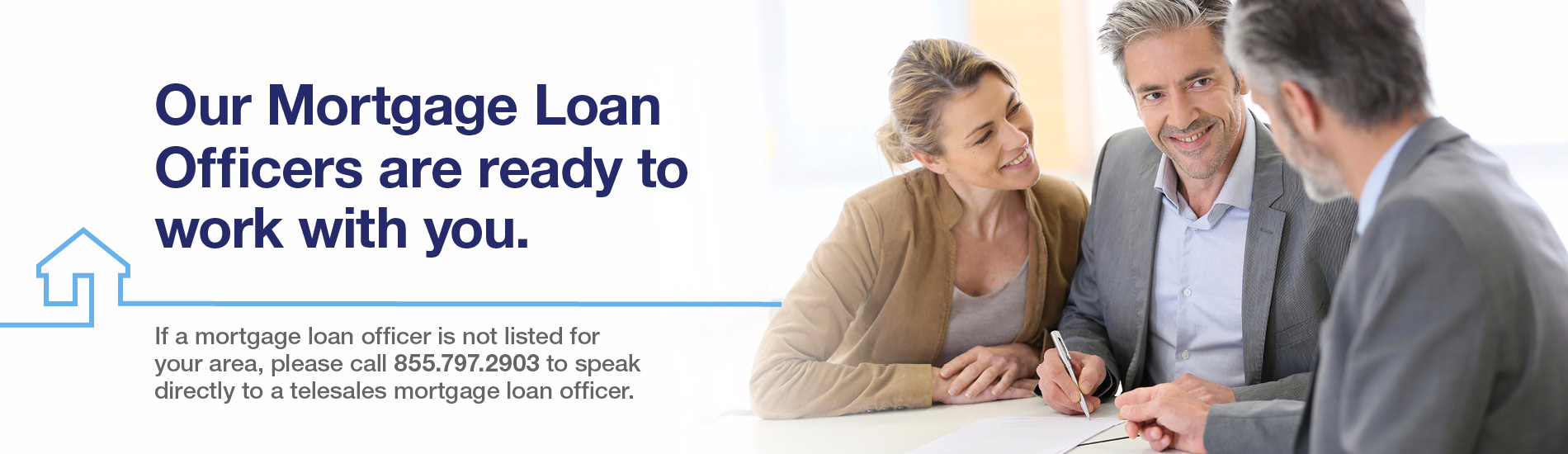 Find a U.S. bank mortgage loan officer in your area.