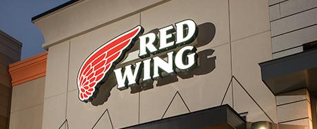 Red Wing - Shrewsbury, MA