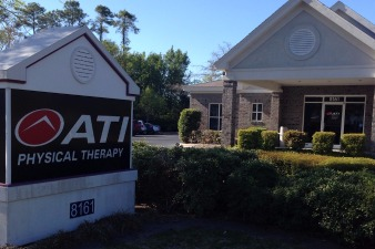 Ati Physical Therapy In Myrtle Beach Sc