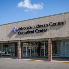 Advocate Lutheran General Wound Care Center
