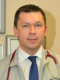 Kirill Zhadovich, MD,SC