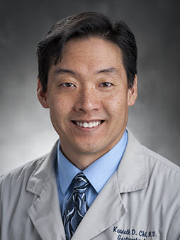 Kenneth D Chi, M.D. -
