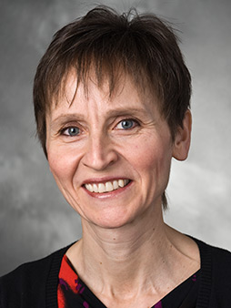Erika Bokor, Ph.D. -