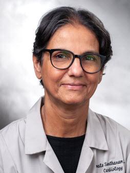Advocate - Vimala Santhanam, M D  - Cardiology - Chicago, IL 60643
