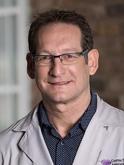 Frank J. Lutrin, M.D. - Cardiovascular Surgery
