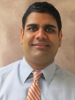 Alkesh Ashwinkumar Amin, M.D. -
