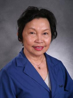 Virginia P Madla, M.D. -