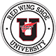 Red Wing university expert fitting service