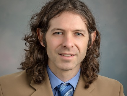 Photo of Andrew Barchus, NP of Diseases