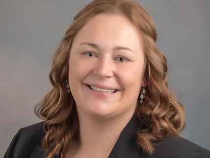 Photo of Katrina Carlson, NP of Medicine