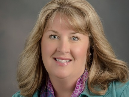 Photo of Gail Clark, CNM of Program