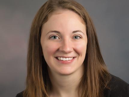 Photo of Ashley Coak, NP of Neonatology