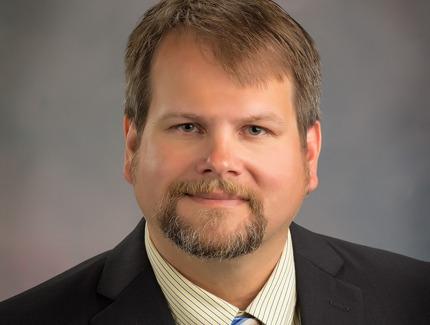 Photo of Paul Keplinger, NP of Medicine