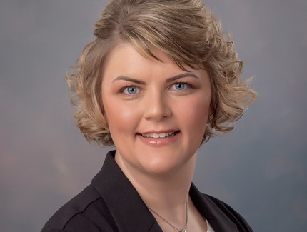 Photo of Megan Lauer, NP of Clinic
