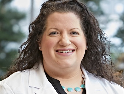 Photo of Molly Lopez, NP of Oncology