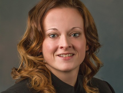 Photo of Christen Merkler, NNP of Neonatology