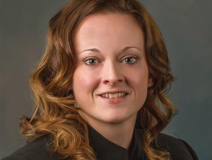 Photo of Christen Merkler, NP of Neonatology