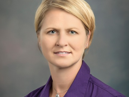 Photo of Karen Moore, NP of Oncology