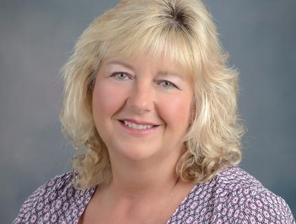 Photo of Ellen Robertson, NP of Management
