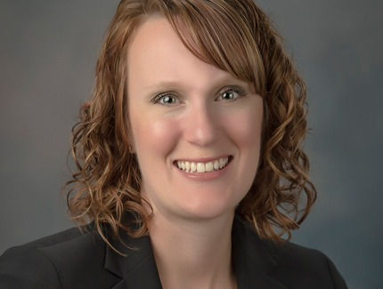 Photo of Angela Scheid, NP of Pediatrics