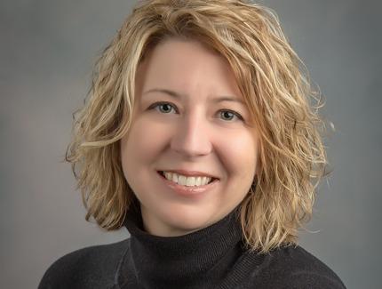 Photo of Elizabeth Schiffli, NP of Pulmonology