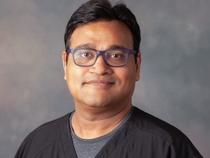 Photo of Kalyan Aluri, MD of Clinic