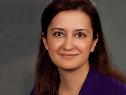Photo of Sadaf Bangash, MD of Medicine