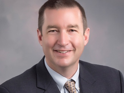 Photo of Scott Goodrich, MD of Oncology