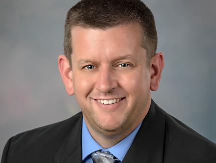 Photo of Jeremy Grogg, MD of Endocrinology