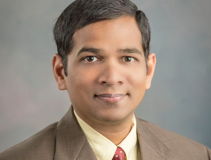 Photo of Ravi Kudumula, MD of Neonatology
