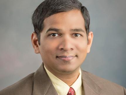 Photo of Ravi Kudumula, MD of Neonatology