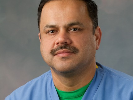 Parkview Physician Saim Maqsood, MD