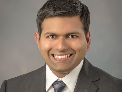 Photo of Sunil Reddy, MD of Surgery