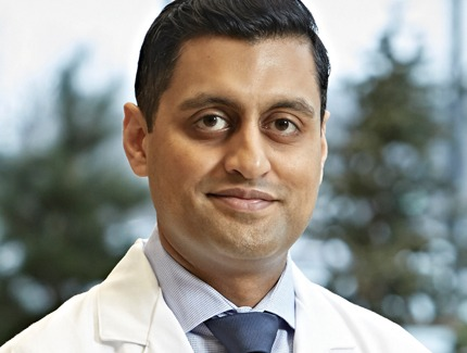 Photo of Neil Sharma, MD of Oncology