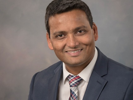 Photo of Vimal Jayswal, MD of Cardiology