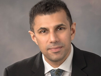 Photo of Jay Krishnakurup, MD of Oncology
