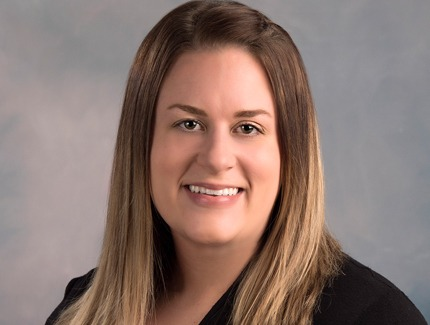 Photo of Kayla Doran, NP of Oncology