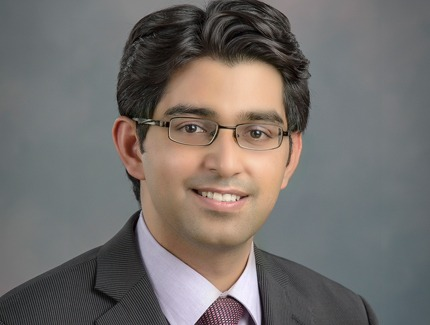 Photo of Saurabh Gupta, MD of Oncology