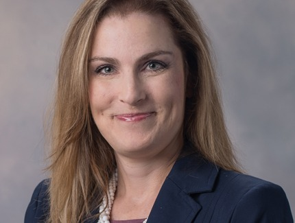 Photo of Danielle Emenhiser, NP of Care