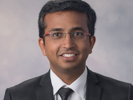 Photo of Rakesh Subramanian, MD of Pulmonology