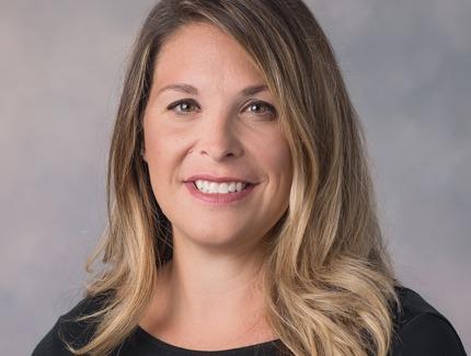 Photo of Angela Booth, NP of Neonatology
