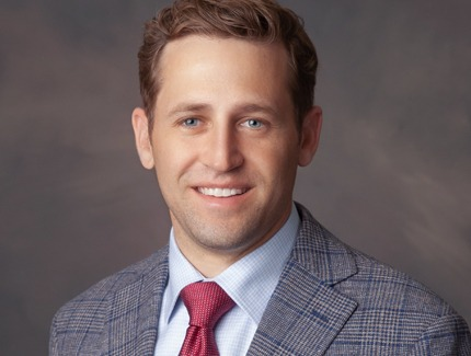 Photo of Austin Hill, MD of Urogynecology
