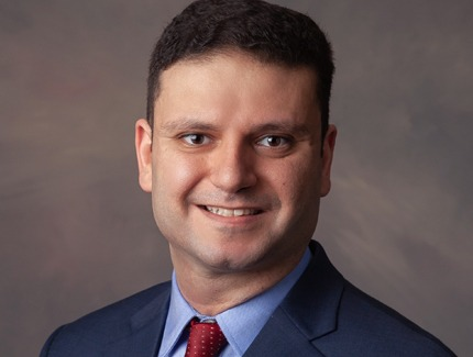 Photo of Ahmed Sharaan, MD of Pulmonology