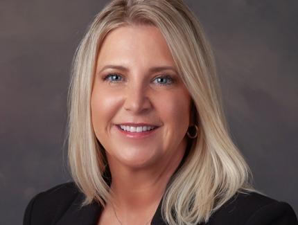 Photo of Melinda Bauer, NP of Management