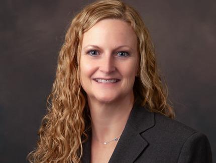 Photo of Kendra Karner, MD of Medicine