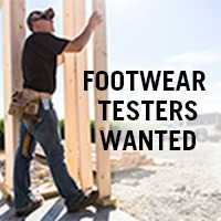 Red Wing Footwear Product Testers